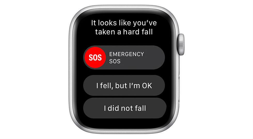 Apple Watch hjälpte snubbe att ringa SOS Alarm