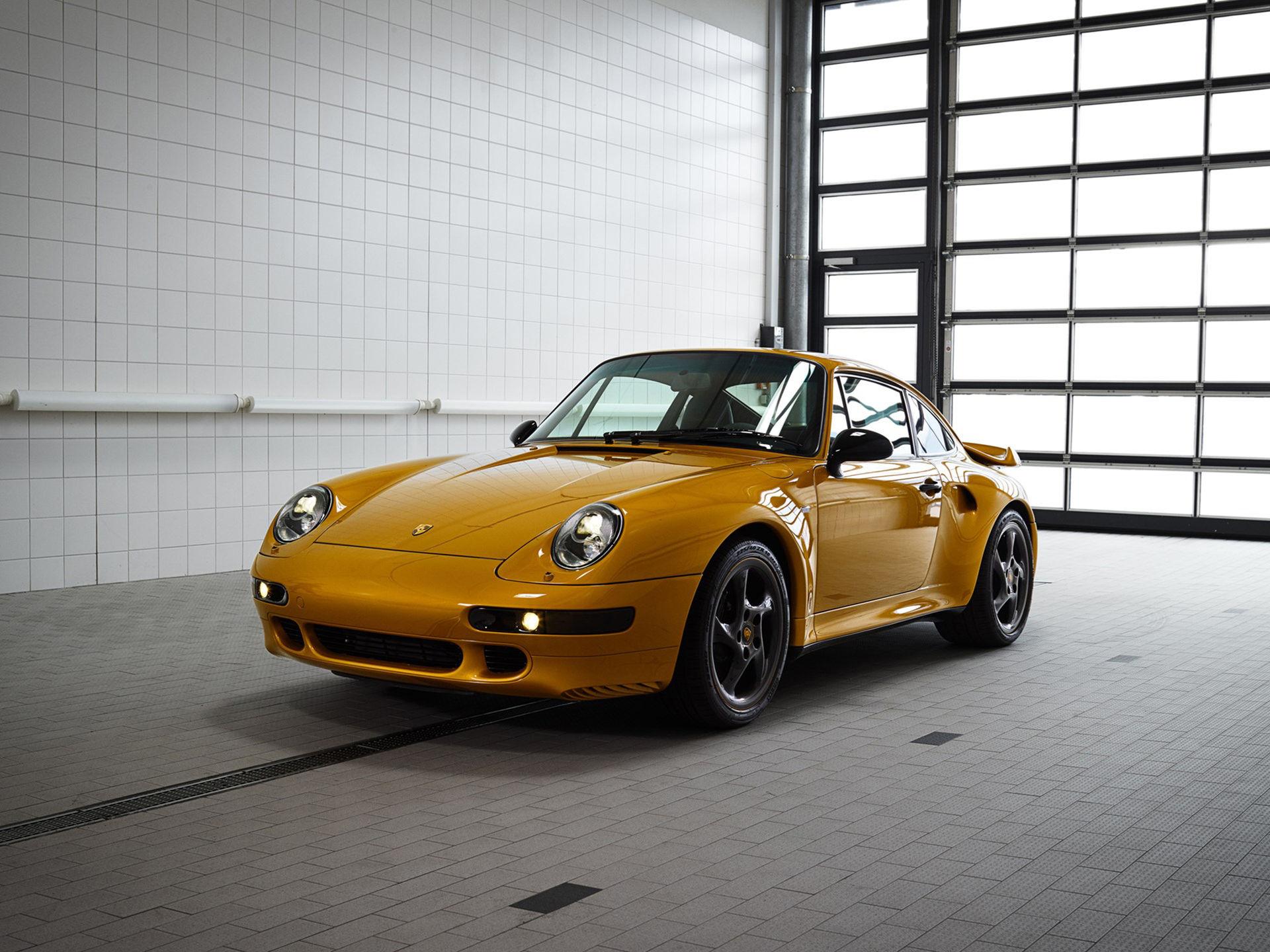 Porsches Project Gold såldes för 2,7 miljoner euro
