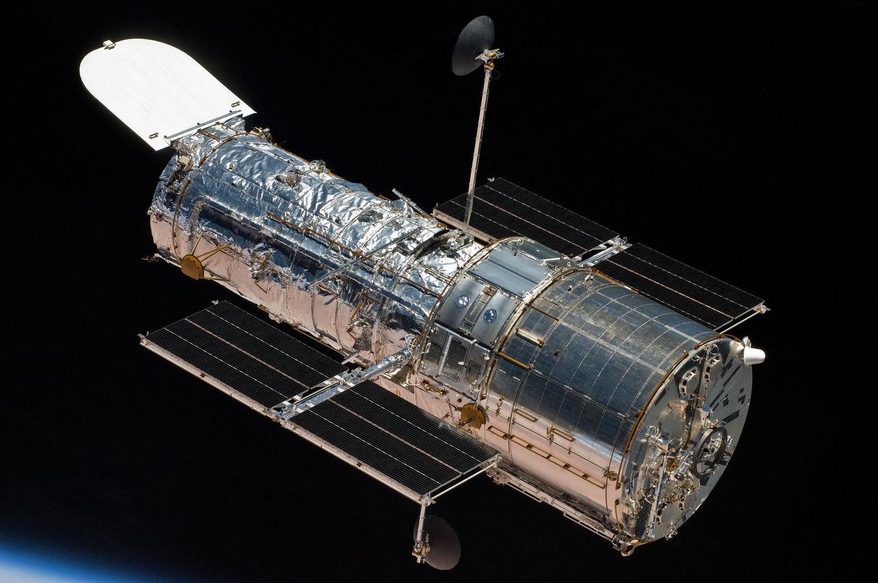 NASA har fixat Hubble-teleskopet