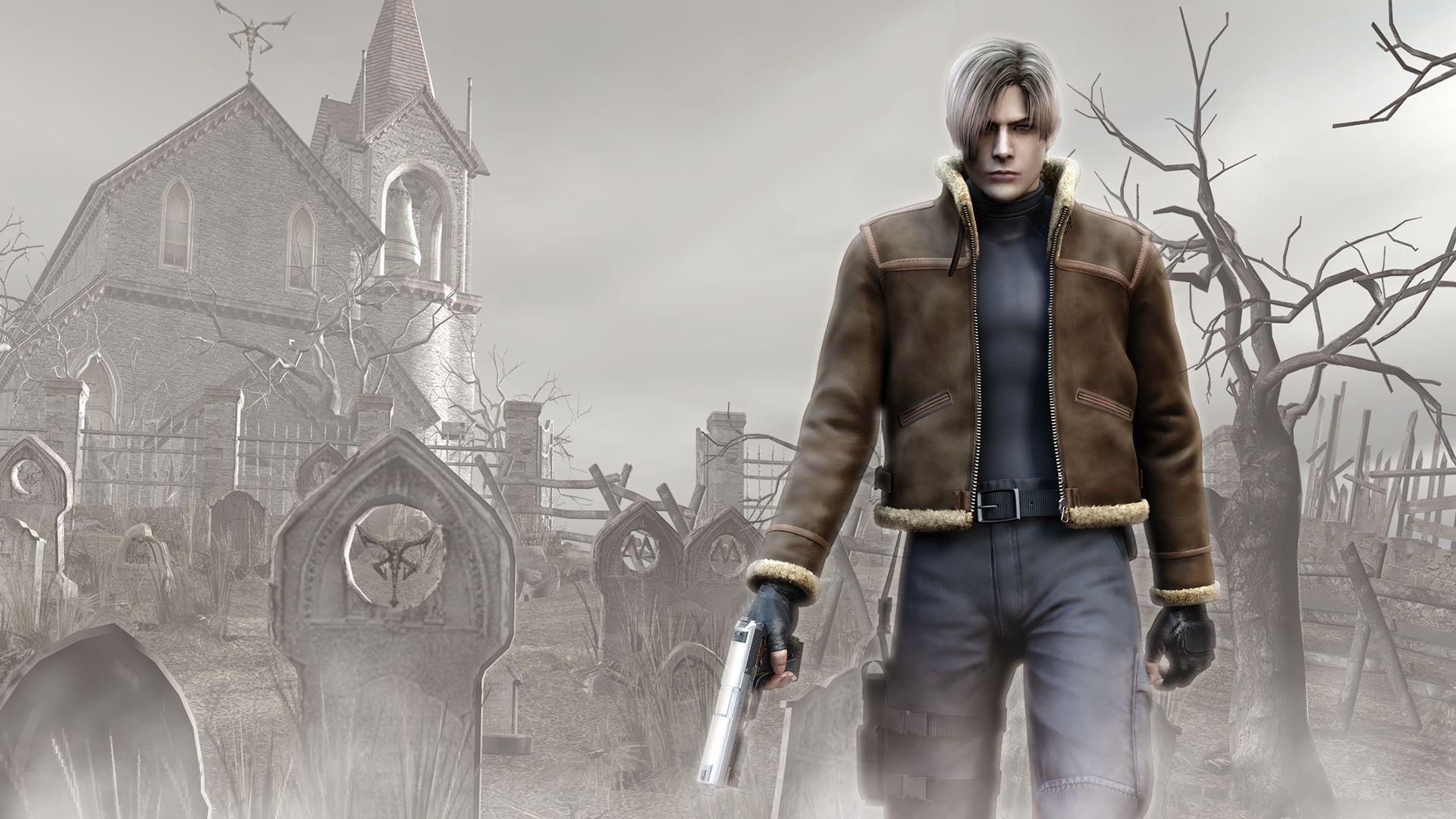 Tre Resident Evil-spel kommer till Nintendo Switch