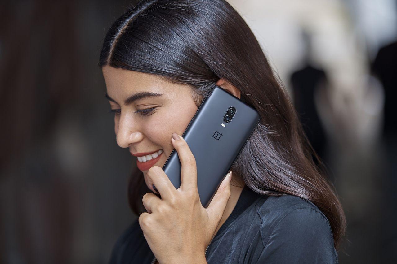 OnePlus presenterar 6T