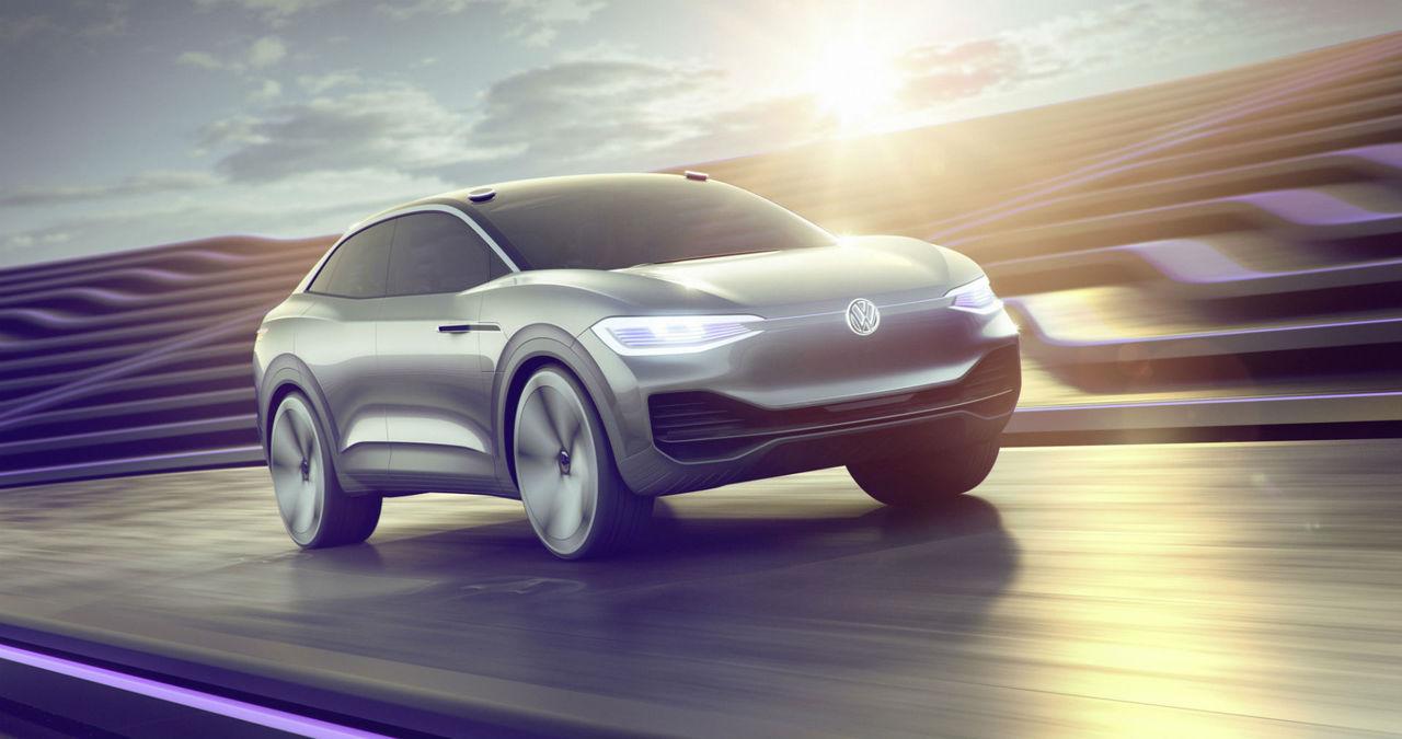 Volkswagen och Intel startar taxitjänst med självkörande bilar