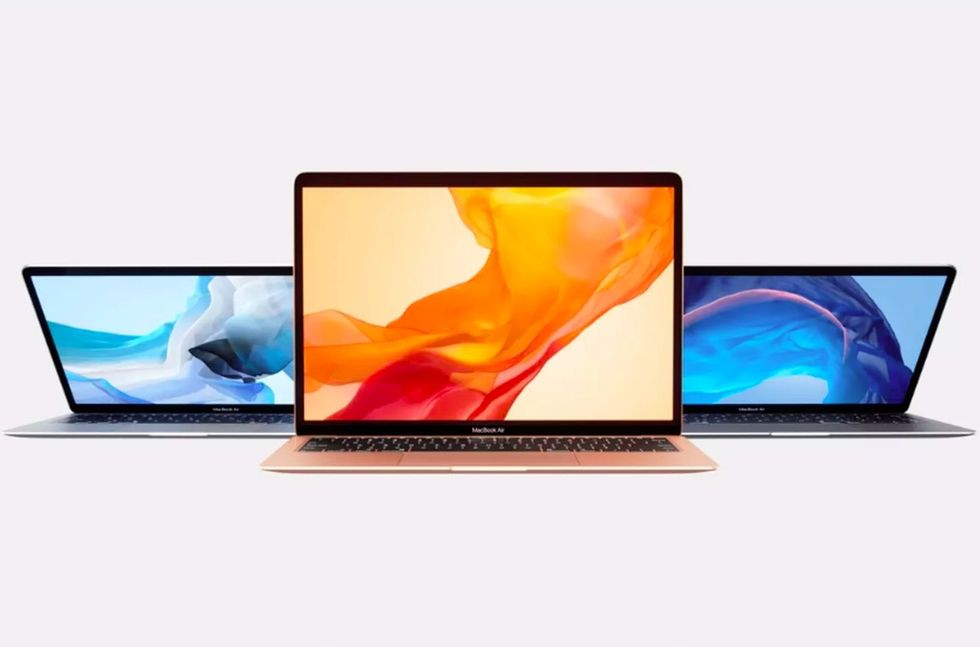 Apple presenterar ny MacBook Air