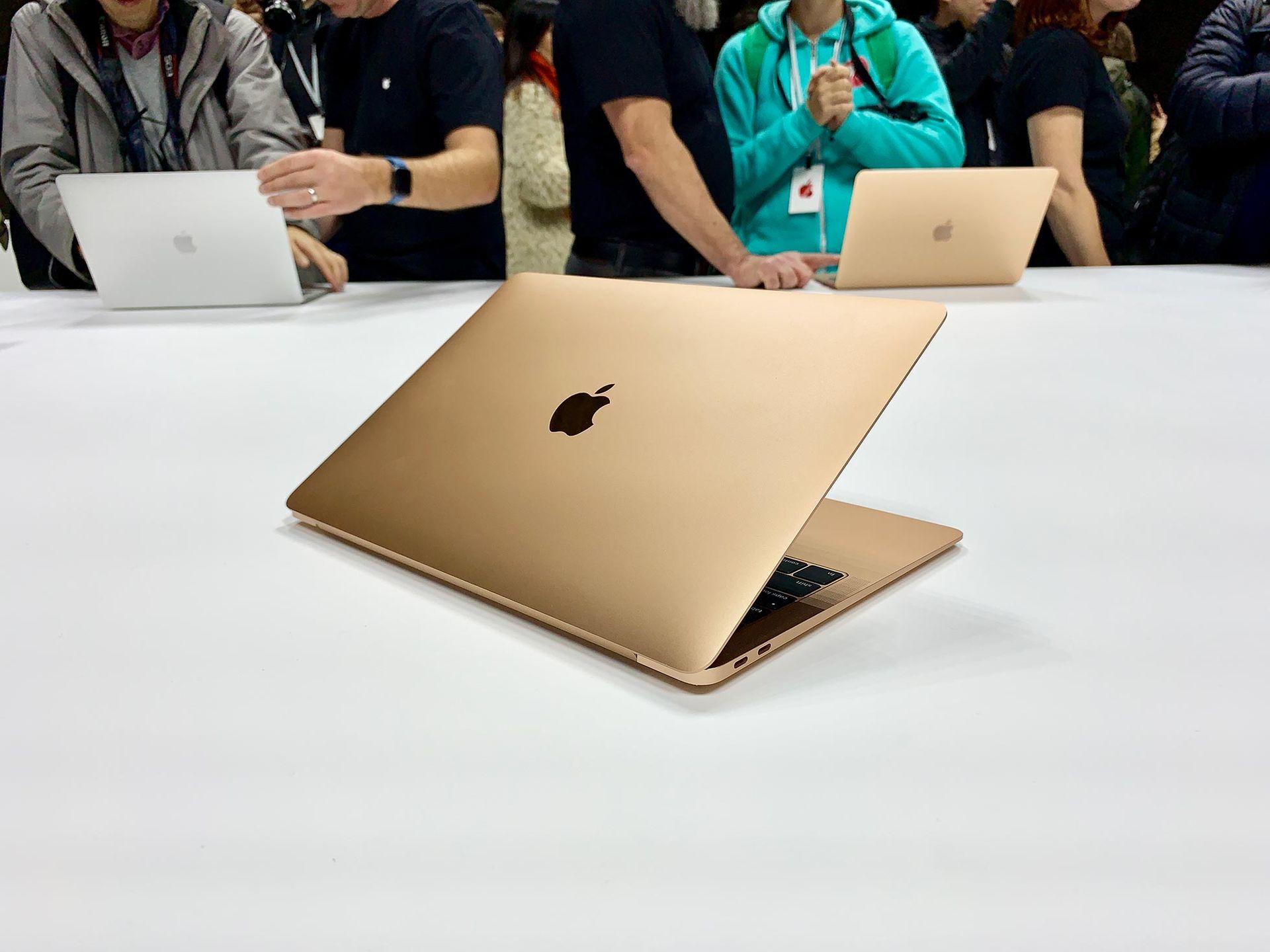 MacBook Air är nu äntligen modern!
