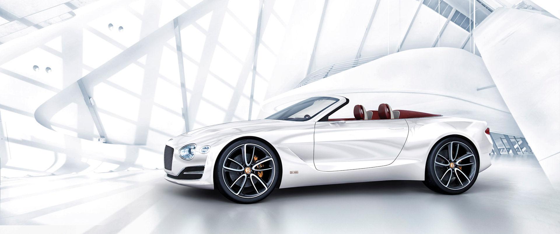 Bentleys första elbil ska dyka upp innan 2025