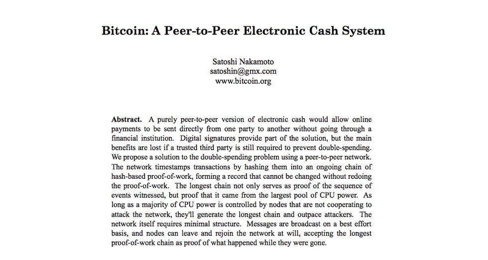 Tut i luren - Bitcoin fyller 10 år
