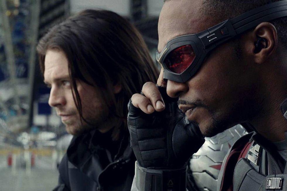 Winter Soldier och Falcon verkar få egen serie