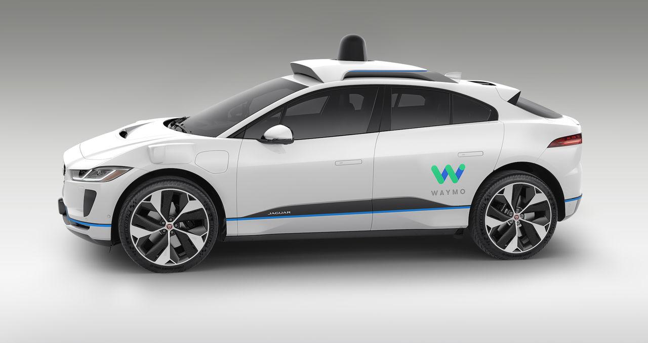 Waymo får tillstånd att köra förarlösa bilar i Kalifornien