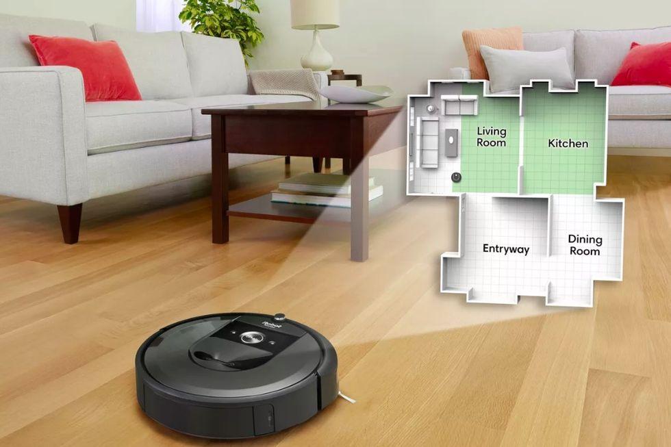 Google och iRobot börjar samarbeta