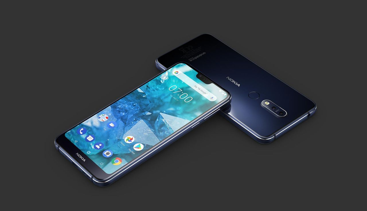 Nokia 7.1 börjar säljas på måndag