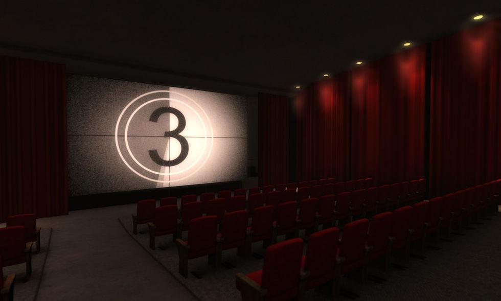 Netflix visar tre filmer på biografer innan de släpps på Netflix
