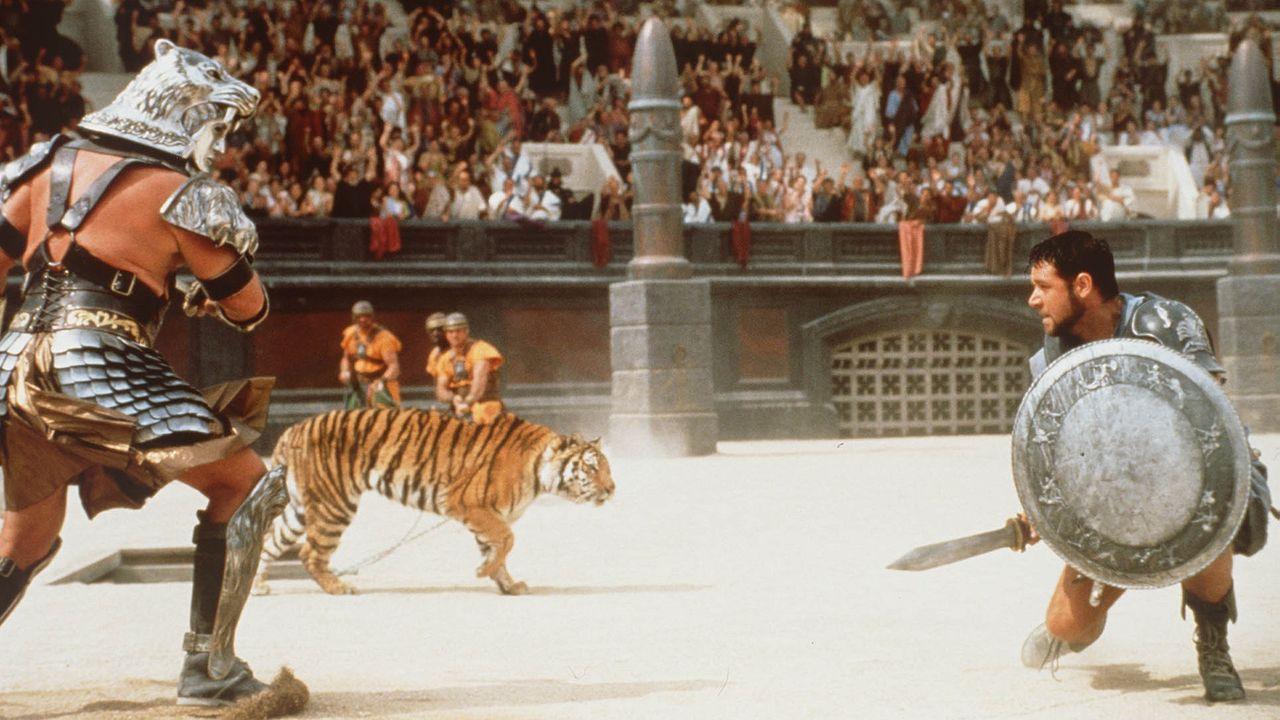 Ridley Scott gör uppföljare till Gladiator