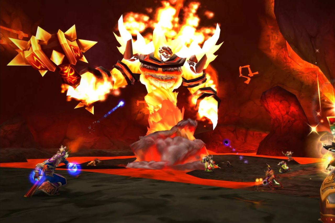 World of Warcraft Classic släpps i sommar