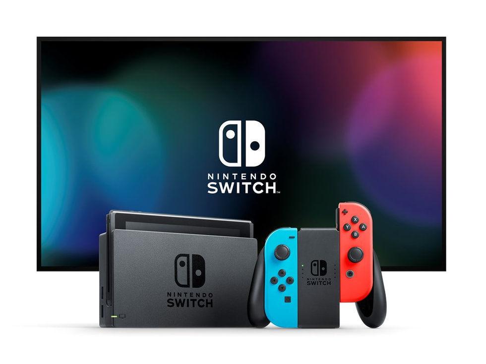 YouTube-app ryktas vara på gång till Nintendo Switch