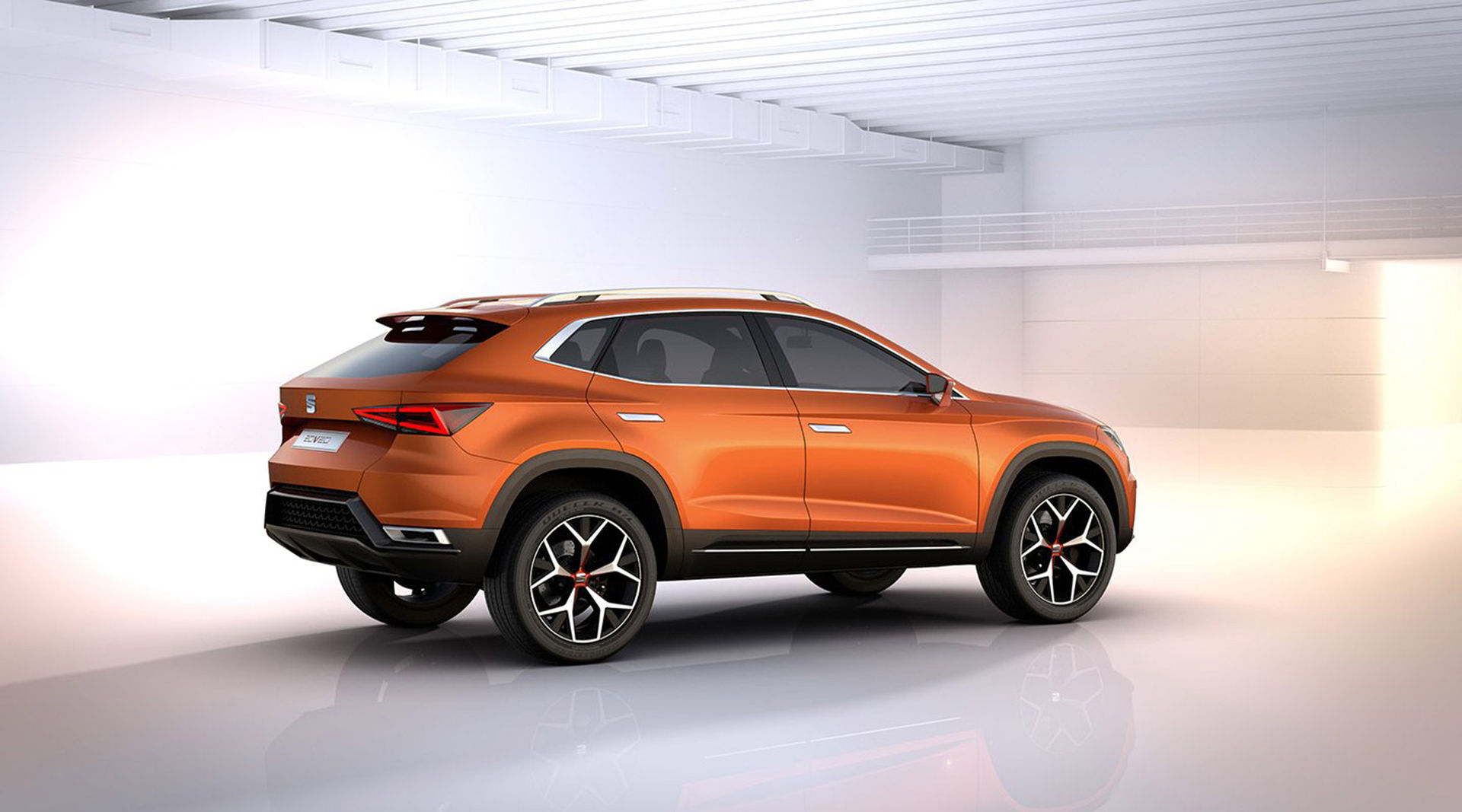 Cupra har planer på SUV-coupé
