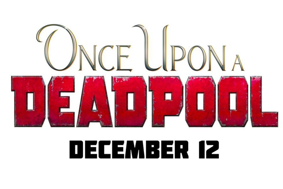 Deadpool 2 kommer i en barntillåten julversion