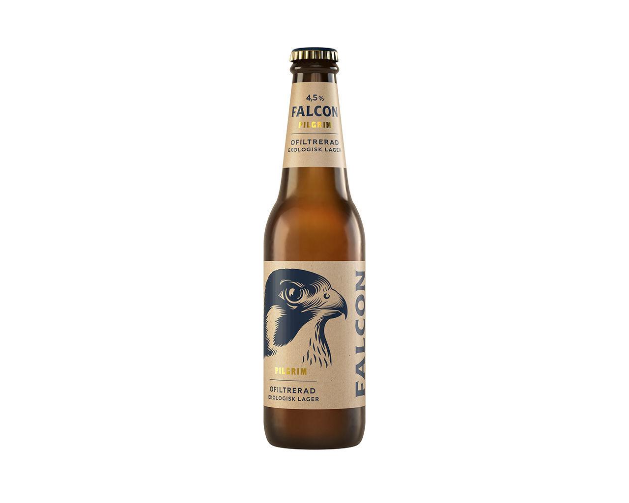 Ny ofiltrerad öl från Falcon