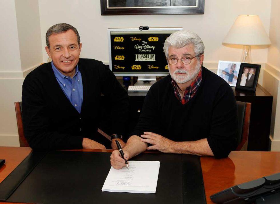 Disney har tjänat in hela summan man betalade för Lucasfilm