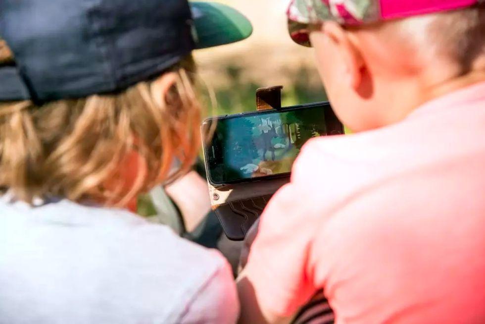 Friluftsfrämjandet släpper Skogsmulle-app
