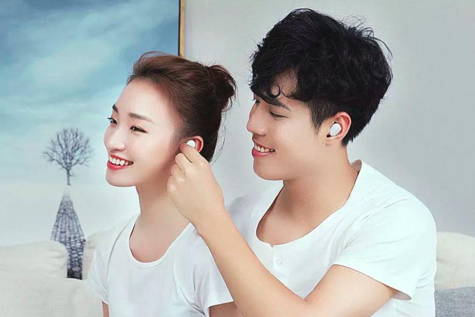Xiaomi släpper de trådlösa hörlurarna AirDots