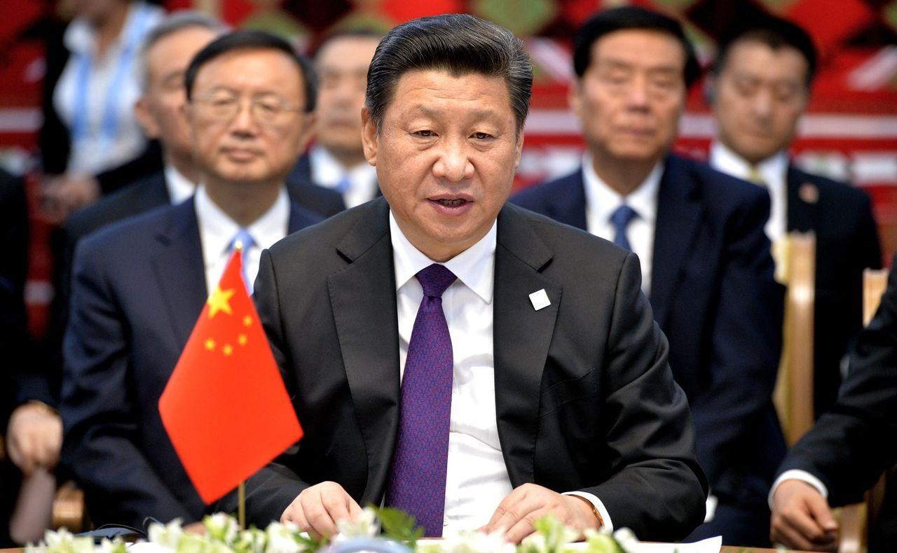 Kinas president efterlyser ett rättvisare internet