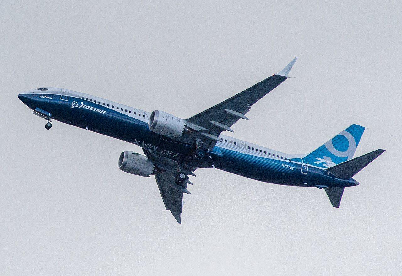 Boeing börjar varna för att 737 Max 8 oväntat kan störtdyka