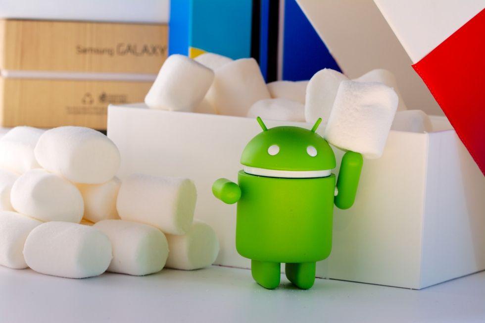 Android-appar kan snart uppdateras samtidigt som de används