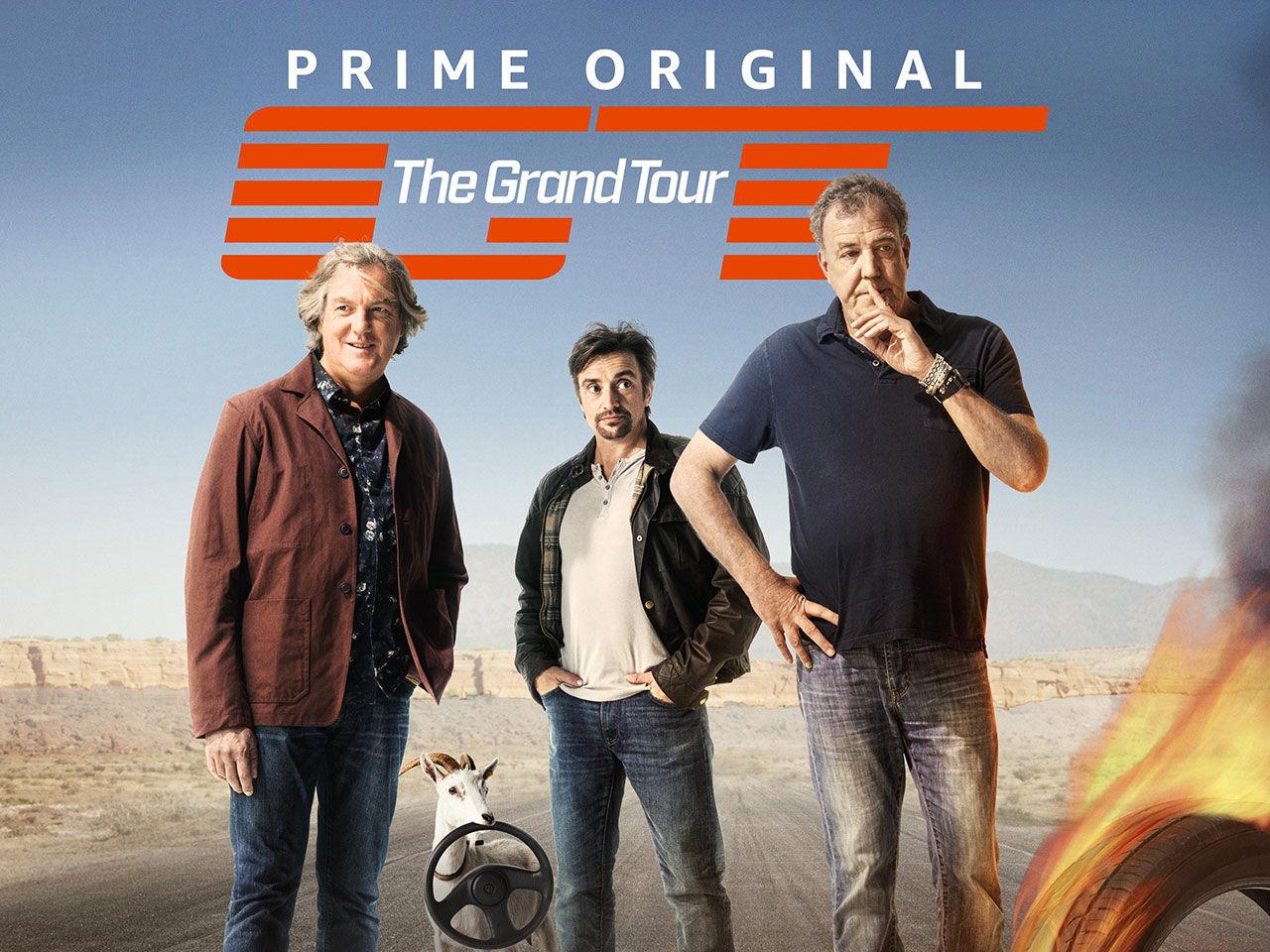 Säsong tre av The Grand Tour kan bli den sista