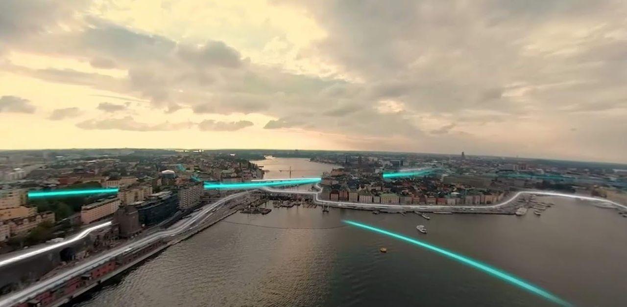 Kolla in framtida Slussen i VR