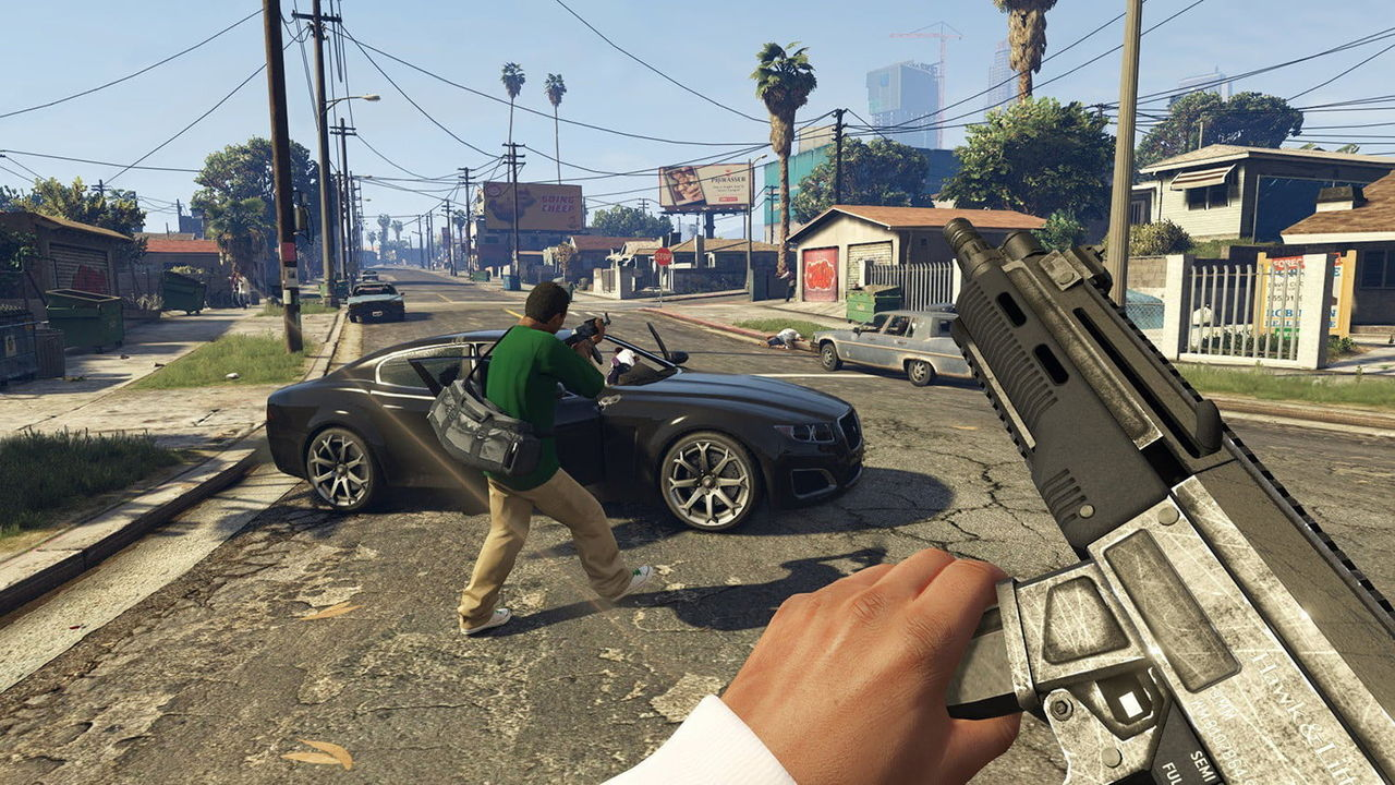 Nu har Grand Theft Auto V sålts i över 100 miljoner exemplar