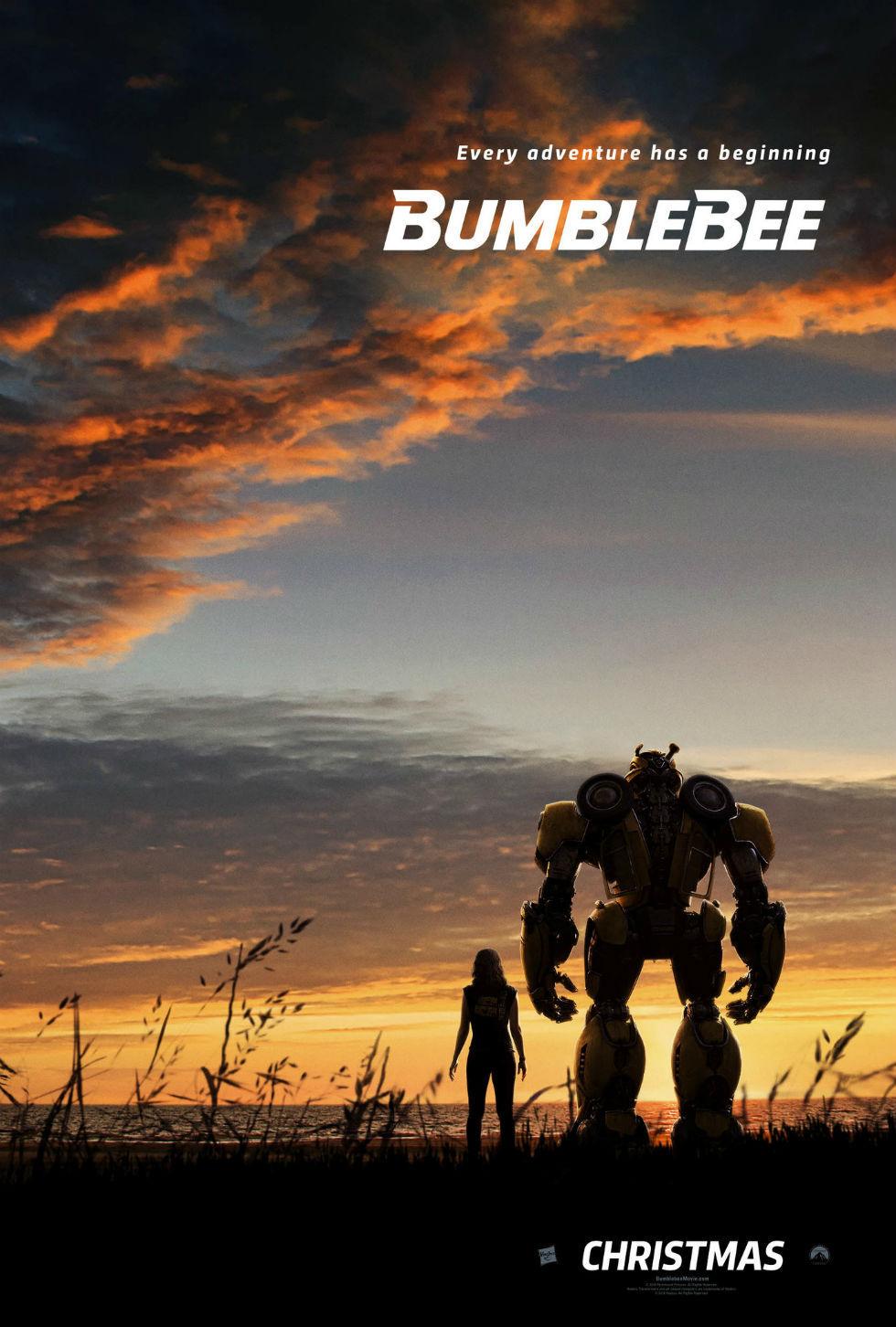 Ny trailer till Bumblebee
