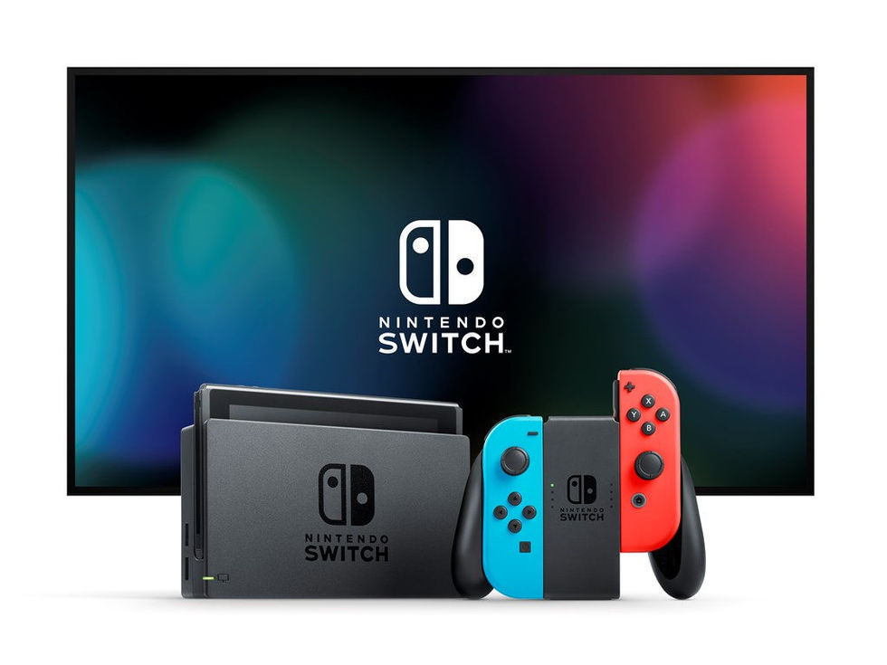 Youtube ute nu till Nintendo Switch