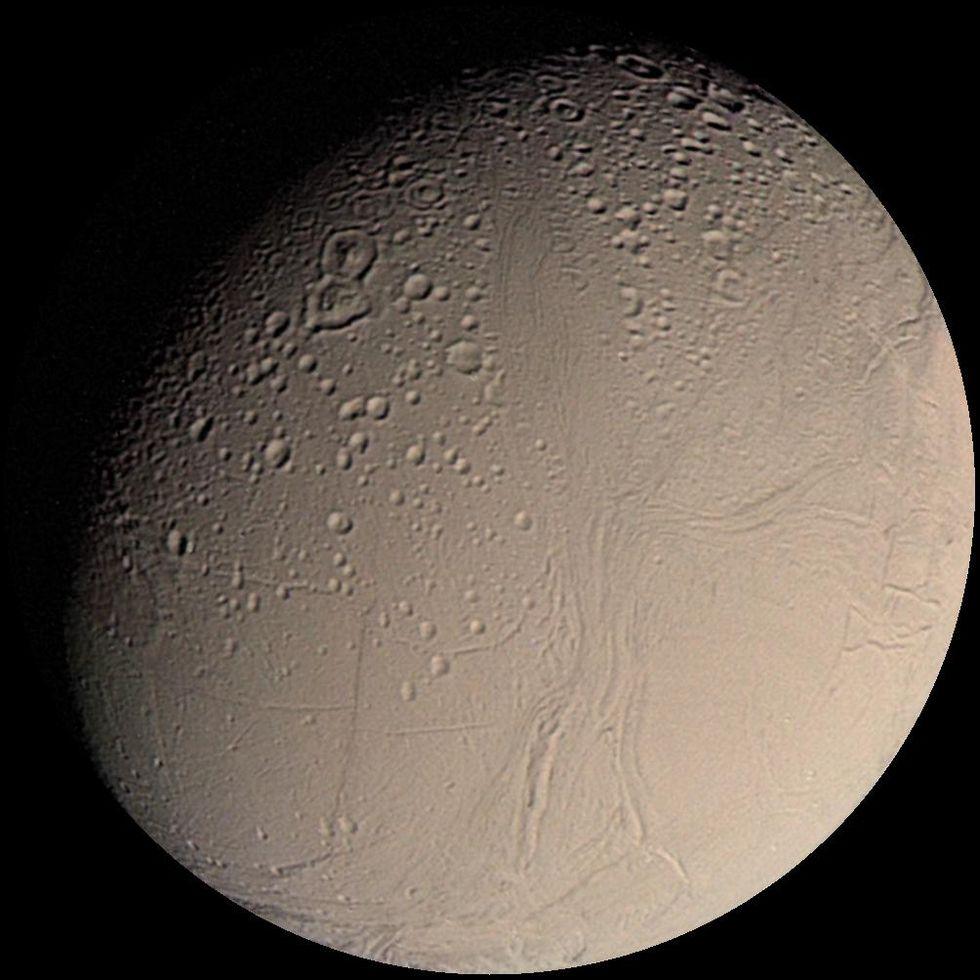 NASA ska hjälpa Yuri Milner att utforska Enceladus