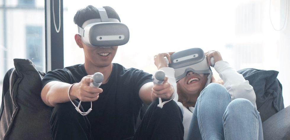 Shadow VR är ett nytt fristående VR-headset