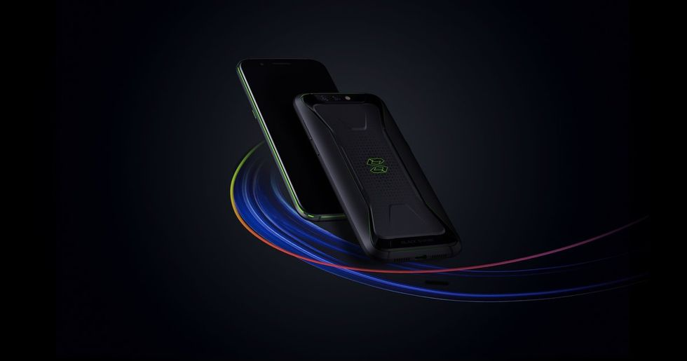 Xiaomi Black Själv släpps i Sverige 16 november
