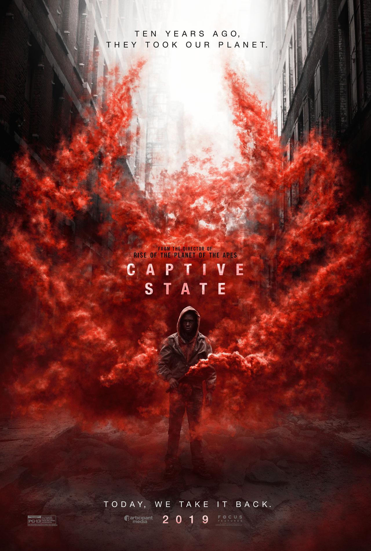 Trailer för Captive State