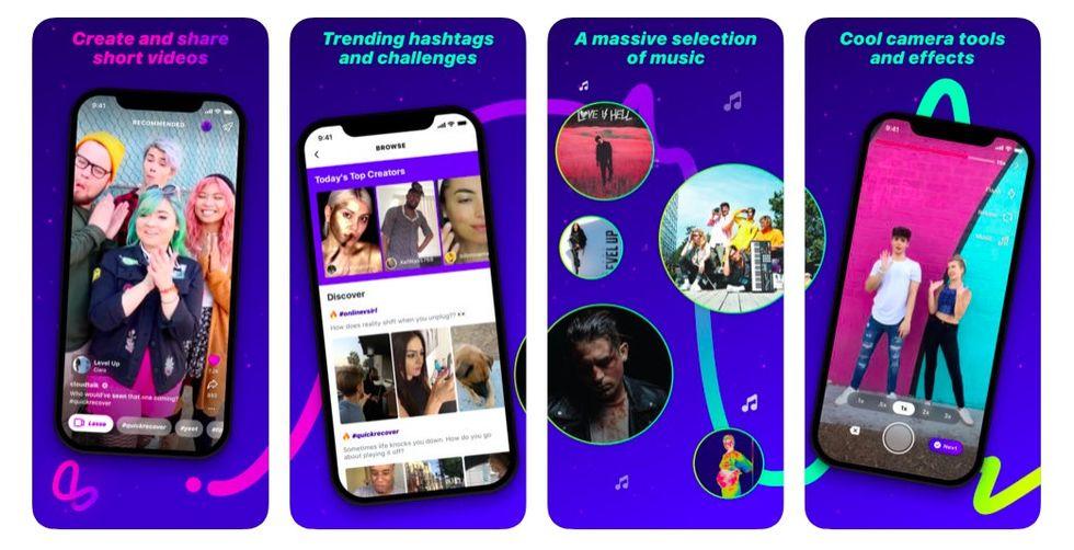 Facebook lanserar karaoke-tjänsten Lasso