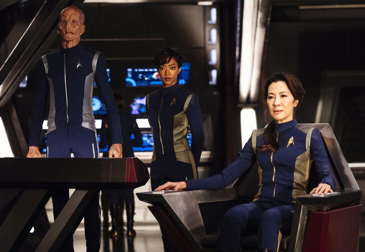 Star Trek Discovery ryktas få en spinoff