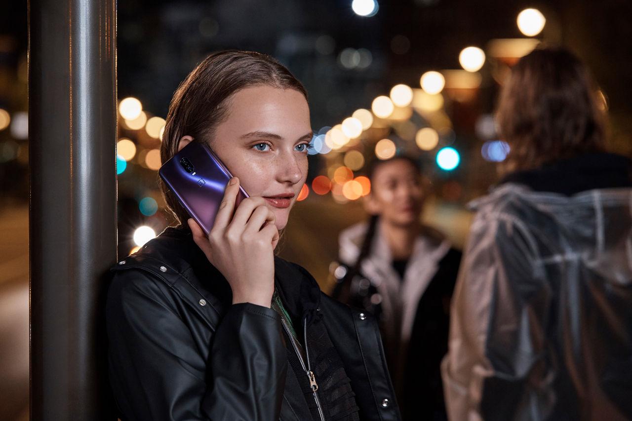 OnePlus visar upp 6T i ny färg