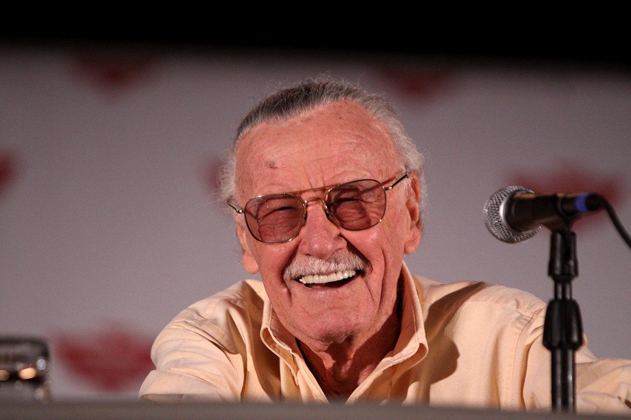 Stan Lee är död