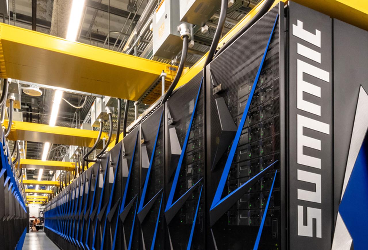 USA har återigen världens snabbaste superdator