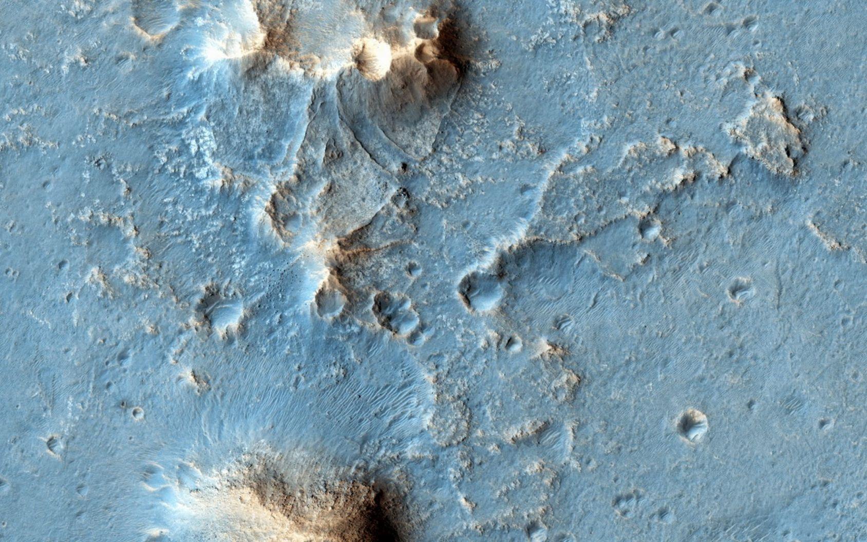 ESA har hittat landningsplats åt ExoMars 2020