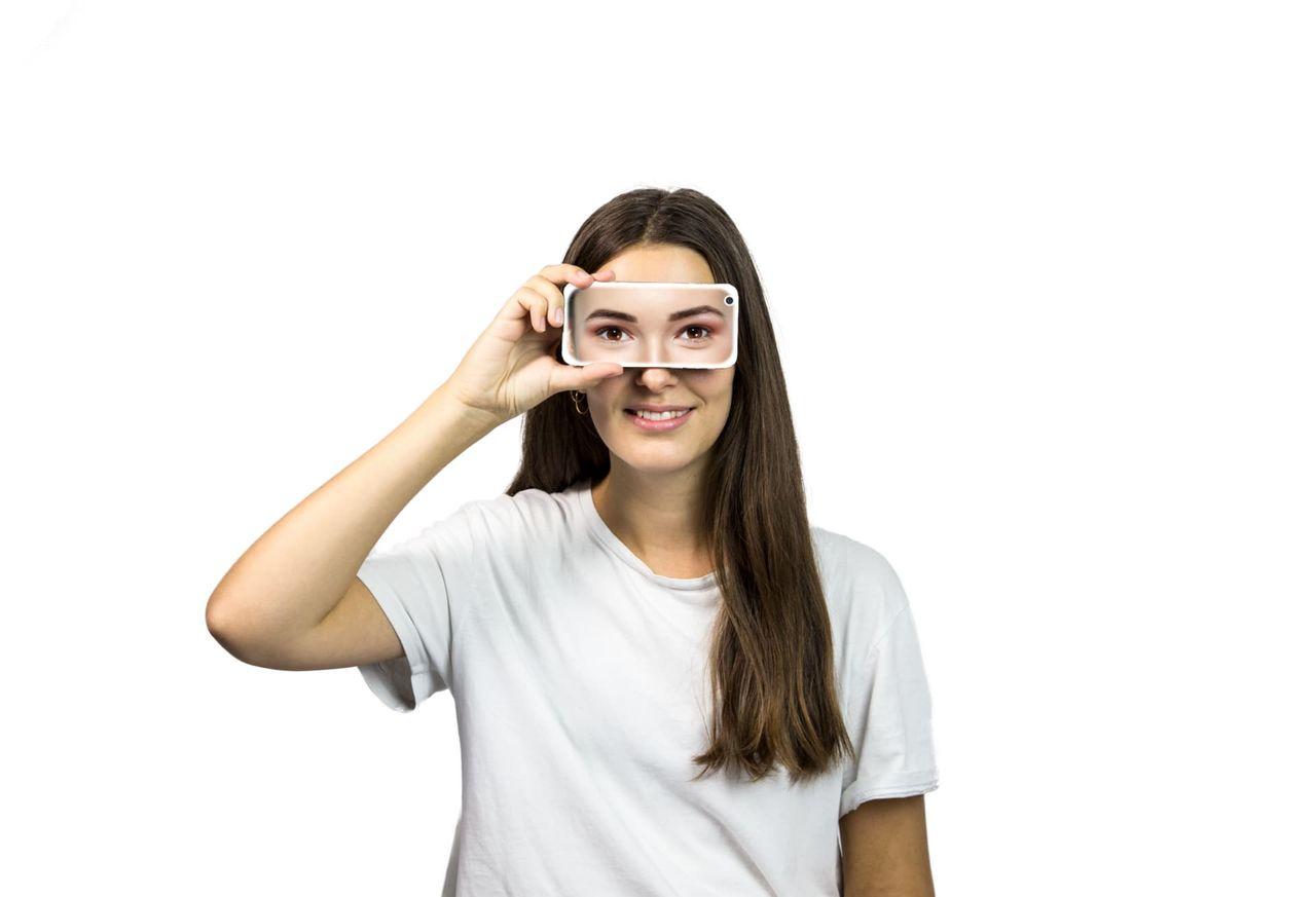 Låna ut dina ögon till en synskadad med appen Be My Eyes