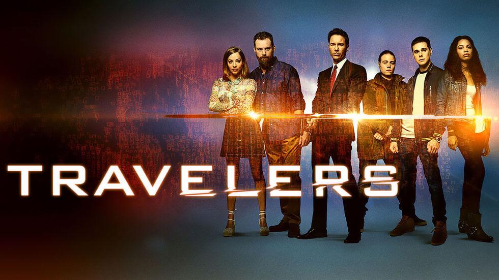 Tredje säsongen av Travelers kommer 14 december