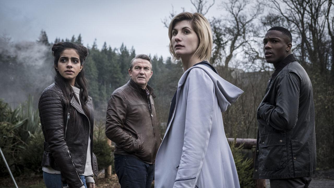 Doctor Who skippar julspecialen i år