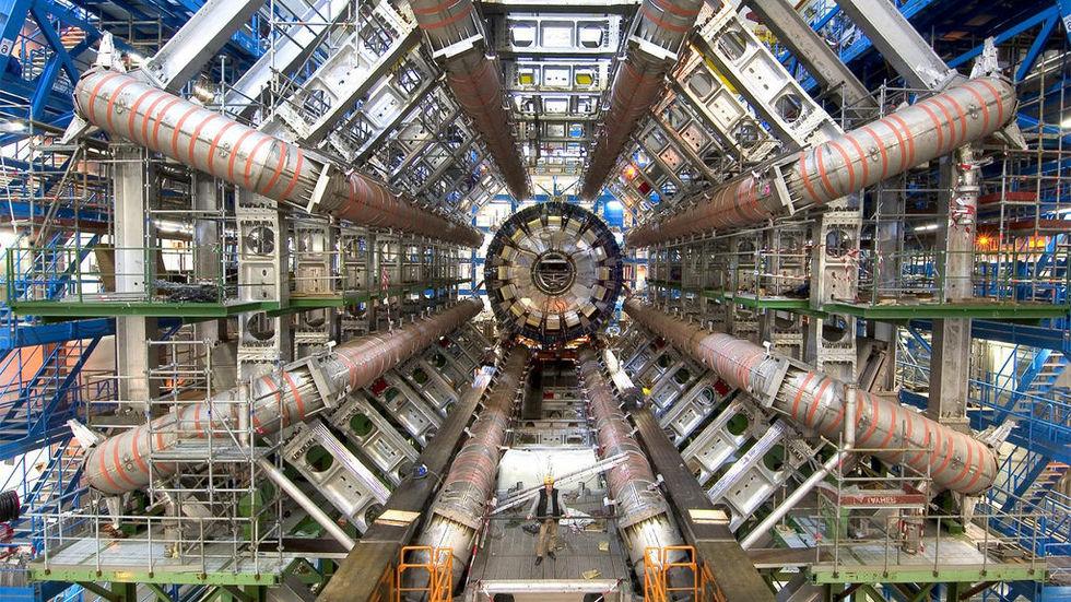 Kina ska bygga en enorm partikelaccelarator