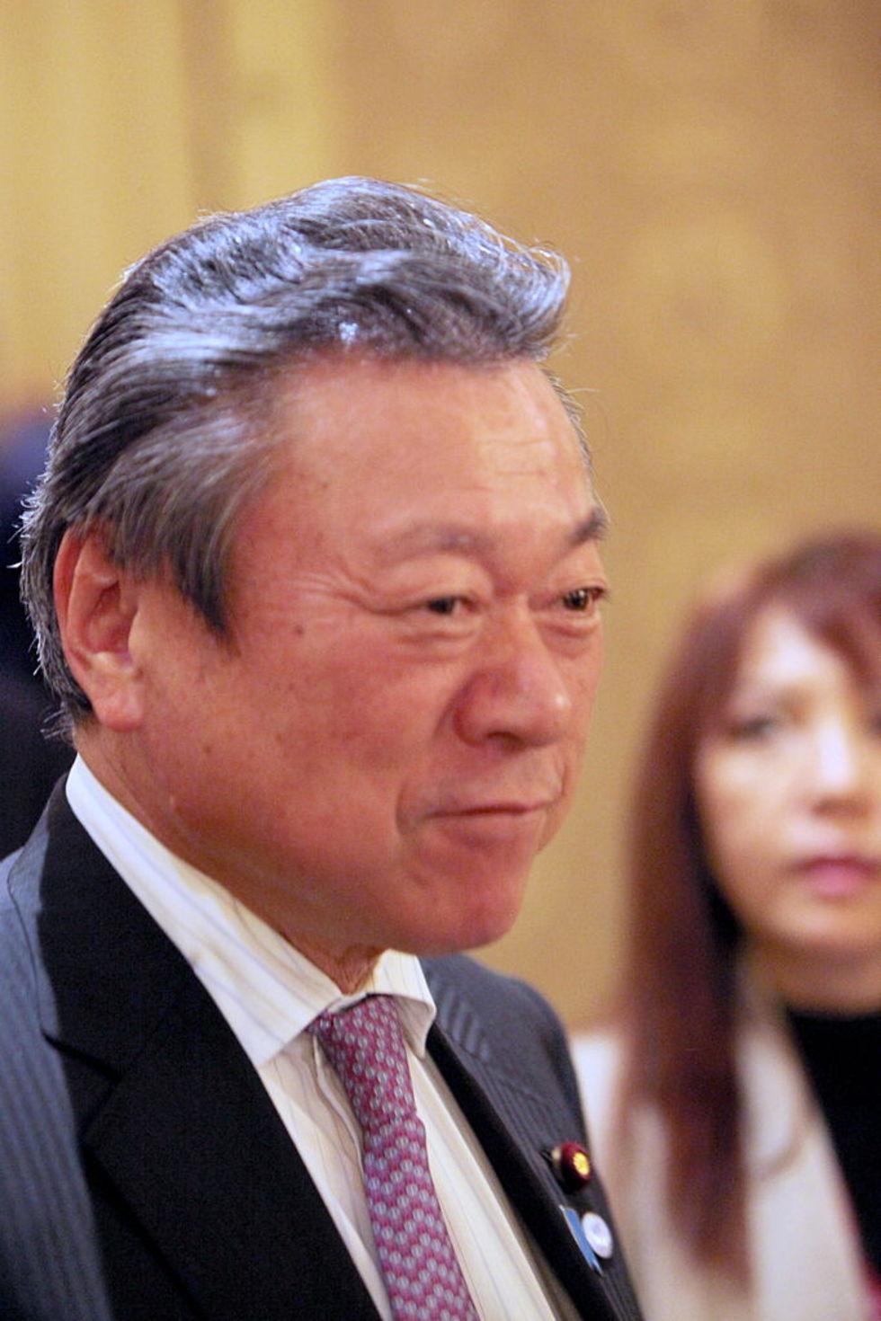 Japans IT-säkerhetsminister har aldrig använt en dator