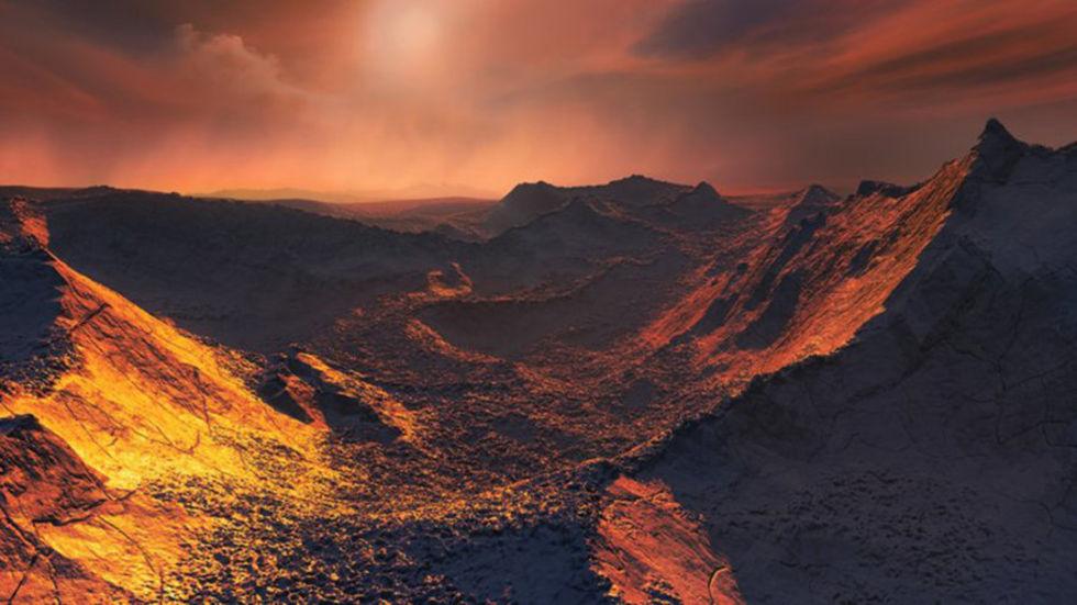 Astronomer har hittat en superjord