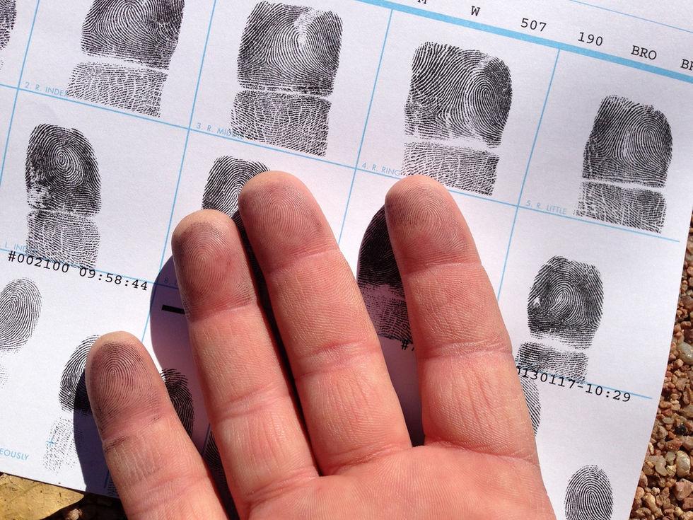 Forskare skapar artificiella fingeravtryck