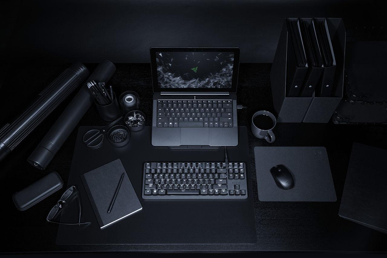 Razer presenterar Blackwidow Lite